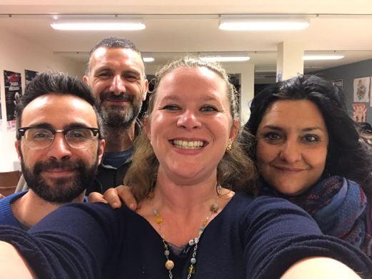 Gaetano, Giuseppe, Margherita ed Angela